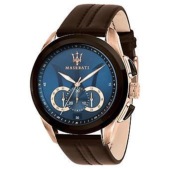 Maserati Traguardo Chronograph Quartz R8871612024 Men's Watch