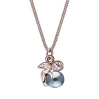Elli Halskette mit Damen Anhänger in Silber 925 mit Swarovski-Kristallen - brillante Schnitt 0111230915_45
