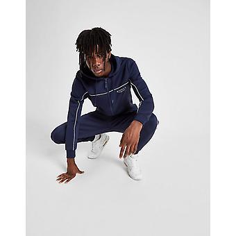 Nieuwe McKenzie mannen ' s essentiële poly zip hoodie Navy