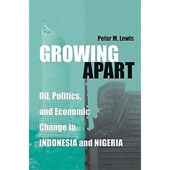 Voksende Apart - olie - politik og økonomisk forandring i Indonesien og Ni