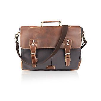 15 & quot; حقيبة حقيبة حقيبة أعلى مقبض قابل للتعديل حزام الكتف