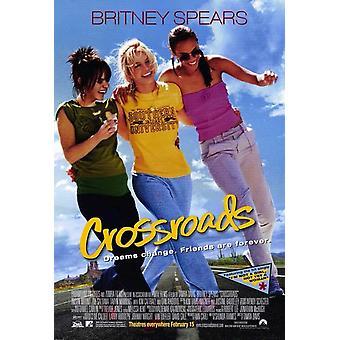 Affiche de cinéma original Crossroads