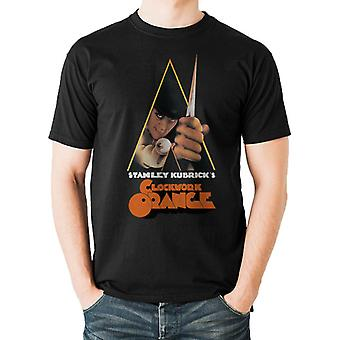 Kubrick Clockwork Orange-Knife T-Shirt