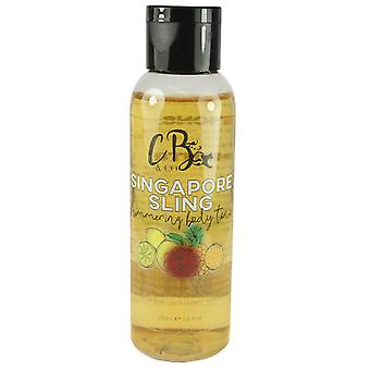 CB & Co skimrende Body tonic Singapore Sling 100 ml