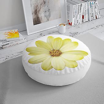 Meesoz Floor Cushion - Daisy Yellow