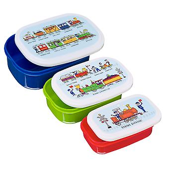 Tyrrell Katz Trains Snack Boxes