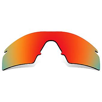 Polarized Replacement Lenses for Oakley M Frame Strike Sunglass Red Anti-Scratch Anti-Glare UV400 by SeekOptics