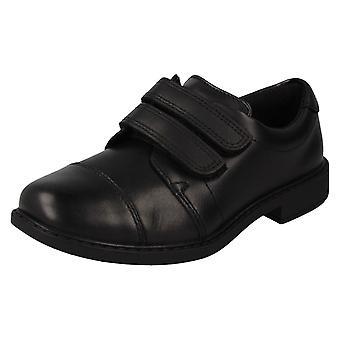 Jongens Clarks school schoenen scala Skye
