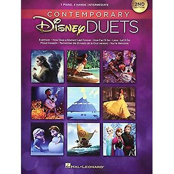 Contemporary Disney Duets  2nd Edition