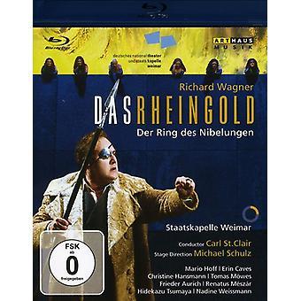R. Wagner - Das Rheingold [BLU-RAY] USA import