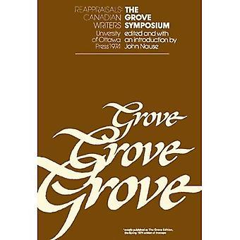Das Grove-Symposium (Gewinnerwartungen: kanadischer Schriftsteller)
