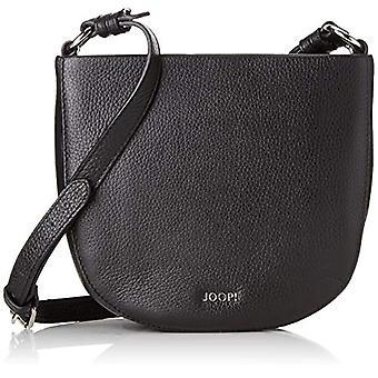 Joop! Chiara Stella shoulderbag SVZ-sacos de ombro das mulheres negras (Schwarz (preto)) 6.0 x 21.0 x 22.0 cm (B x H T)