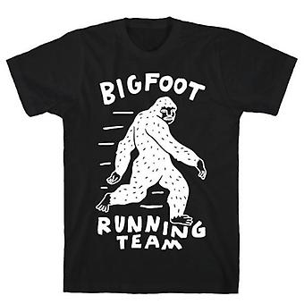 T-shirt de l'équipe de course Bigfoot