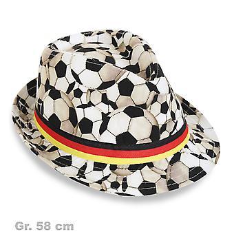 Trilby fotbal fan Hat