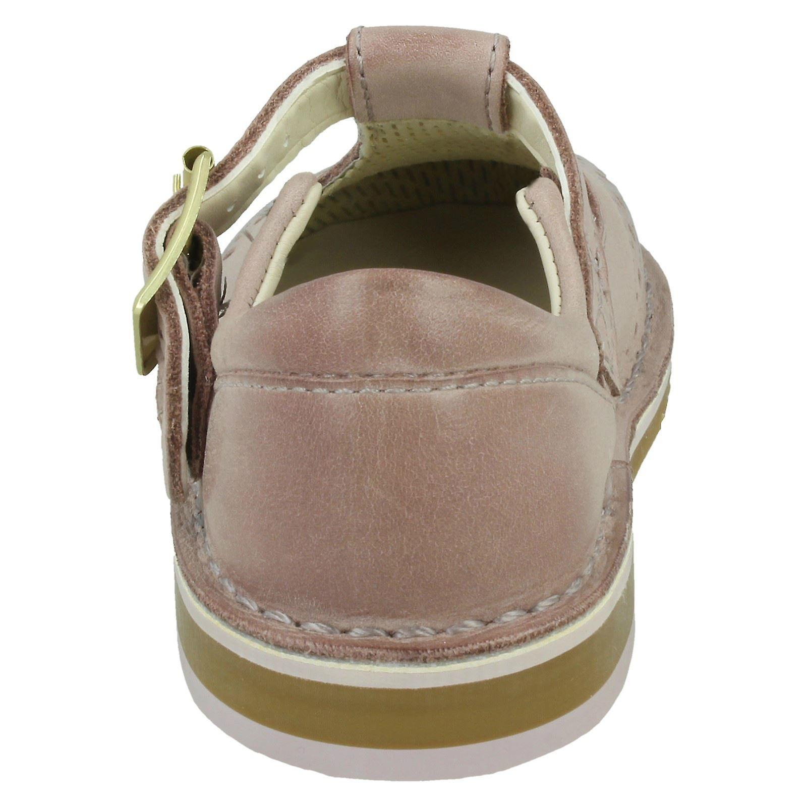 Meisjes Clarks T-Bar schoenen Comet bewind cYRUpZ