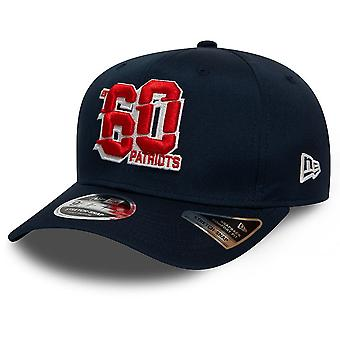 New Era NFL Numbers Stretch 9Fifty Cap ~ New England Patriots