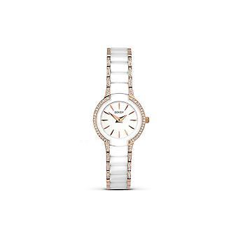 Sekonda Ladies Seksy Rose Gold Plated Quartz Watch 2381.37
