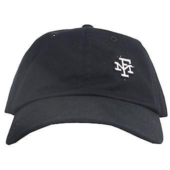 Franklin & Marshall Cpua926 Unisex Baseball Black Cap