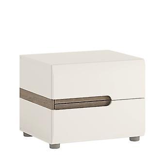 Solna 2-drawer Bedside Chest