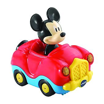 Vtech Toot-Toot Drivers Disney Mickey Convertible Red