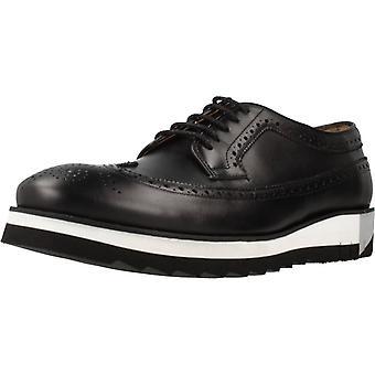 Angel Infantes Zapatos De Vestir 94518 Color Negro