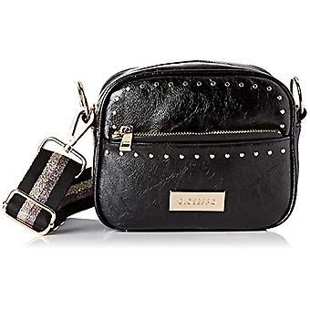 NUIQSUT GIOSEPPO - Black Woman handbag (Negro) 6x15x18 cm (W x H L)