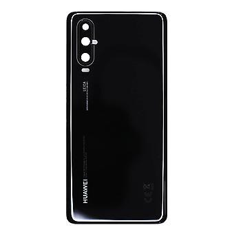 Copertina posteriore originale Black Huawei P30 iParts4u