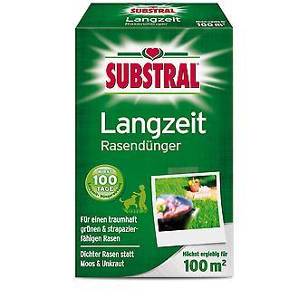 SUBSTRAL® long-term lawn fertilizer, 2 kg