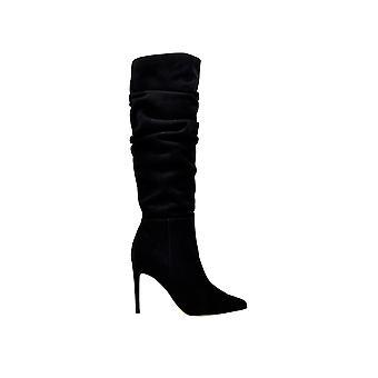 Alexandre Birman Lucy85black Women's Black Suede Boots