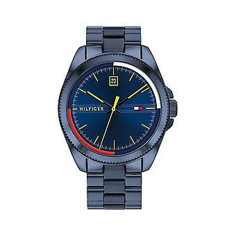 הקוורץ טומי הילפיגר שעון יד של הגברים תאריך 1791689