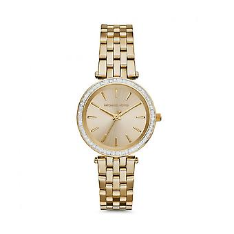 Michael Kors Original Women All Year Watch - Yellow Color 37570