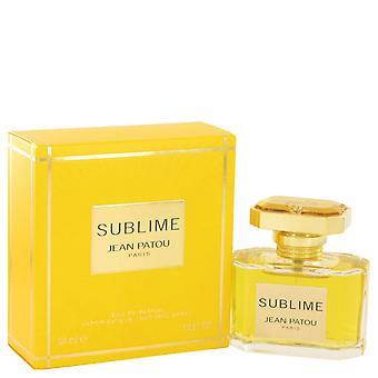 Jean Patou Sublime Eau de Parfum Spray 50ml