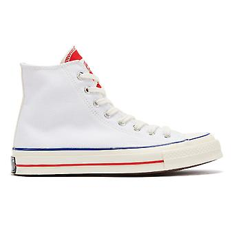 Converse Chuck 70 Twisted Tongue Hi Mens White Trainers