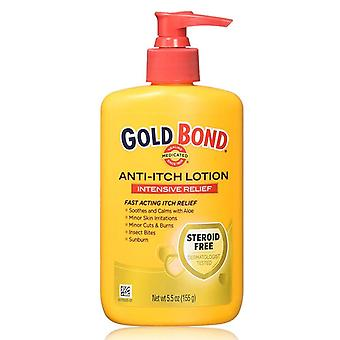 Gold bond anti-itch lotion, intensive relief, 5.5 oz