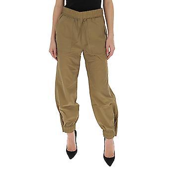 Pantalon en nylon beige Ganni F4348840 Femmes-apos;s Beige