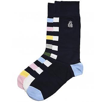Hackett Henley Royal Regatta Sock Set