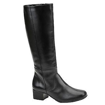 Walking Cradles Womens Elite Closed Toe Knee High Fashion Boots