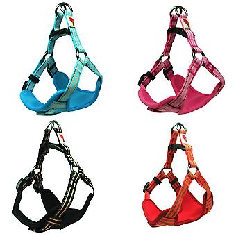Long Paws Comfort Padded Step In Dog Harness