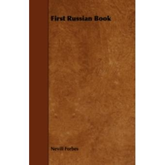First Russian Book by Forbes & Nevill