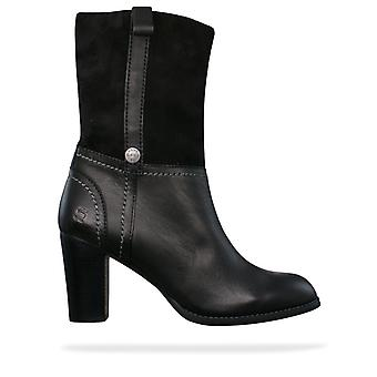 G-Star Raw Beauvoir Goncourt Womens Leather Boots - Black