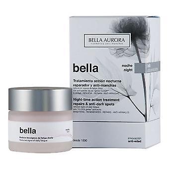 Anti-Brown Spot Hoito Night Bella Aurora/50 ml