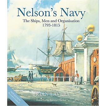 Nelsons Navy by Brian Lavery