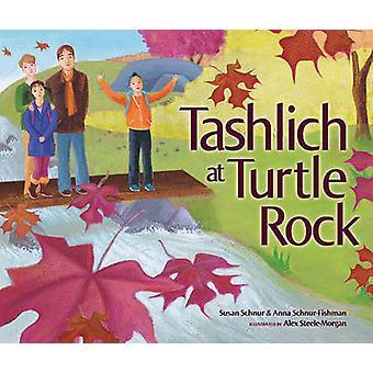 Tashlich at Turtle Rock by Susan Schnur - Anna Schnur-Fishman - 97807