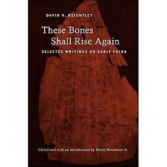 These Bones Shall Rise Again - Selected Writings on Early China by Dav