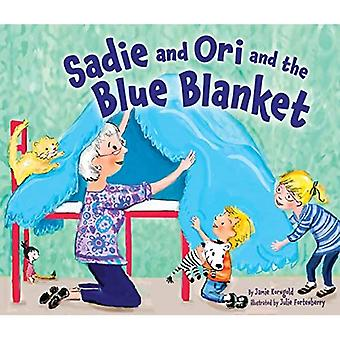Sadie and Ori and the Blue Blanket (Passover)