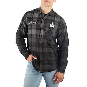 Men's Misfits Long Sleeve Woven Shirt