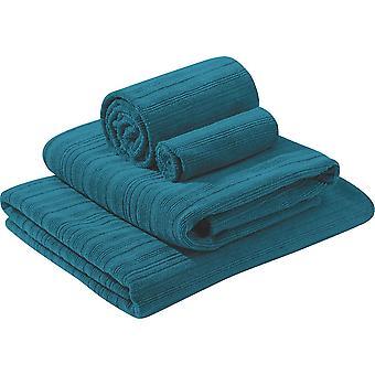 PackTowl Luxe Hand Towel - Deep sea