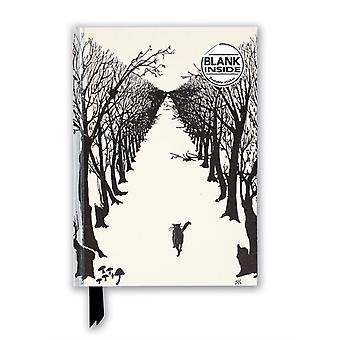 Rudyard Kipling The Cat that Walked by Himself Foiled Blank Journal by Created by Flame Tree Studio