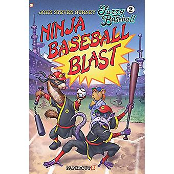 Fuzzy Baseball - Vol. 2 GN - Ninja Baseball Blast by John Steven Gurne