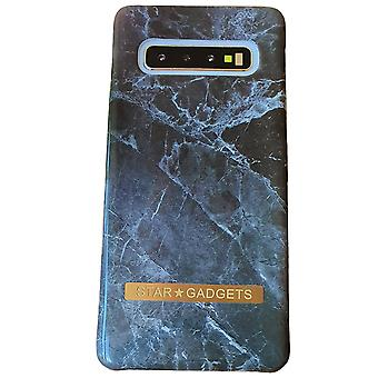 Samsung Galaxy S10 - Shell / Protection / Marble